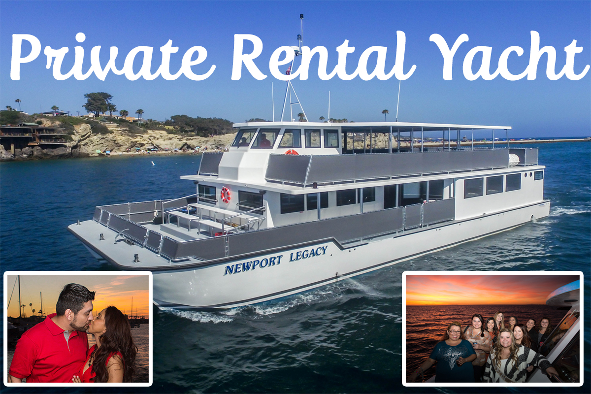 Private Rental Yacht