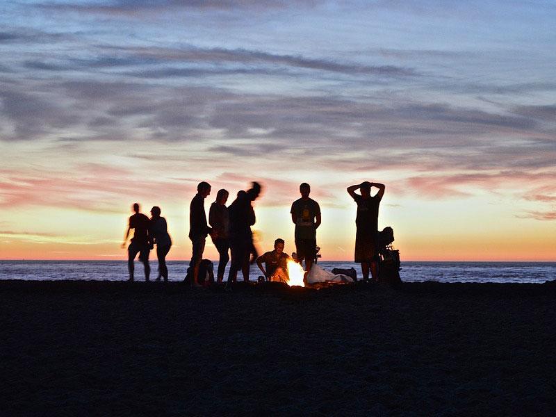 Evenings Are Beautiful In Newport Beach
