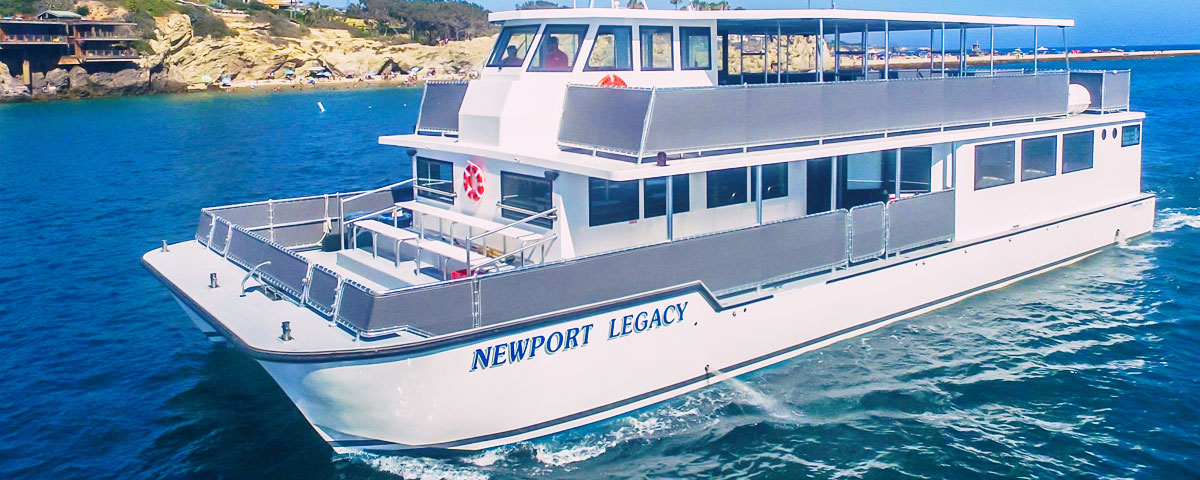 Plan Your Next Party At Cruise Newport Beach
