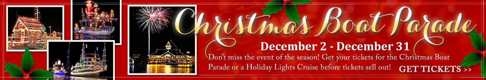 Newport Beach Christmas Lights Cruise.Cruise Newport Beach Holiday Cruises Including Christmas